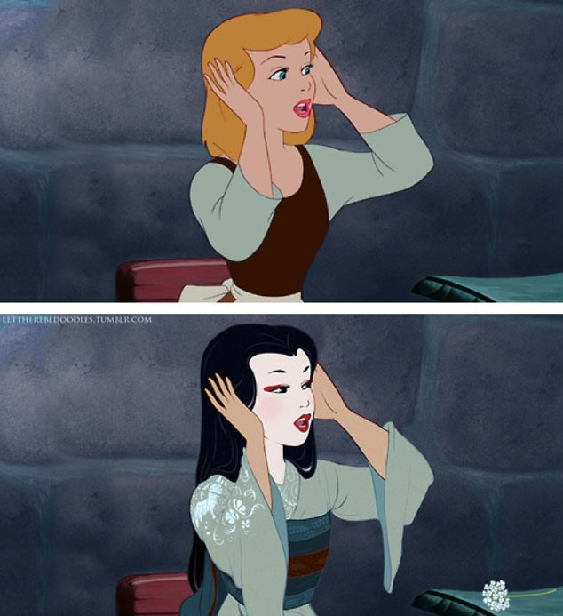 gender role portrayal and the disney princesses