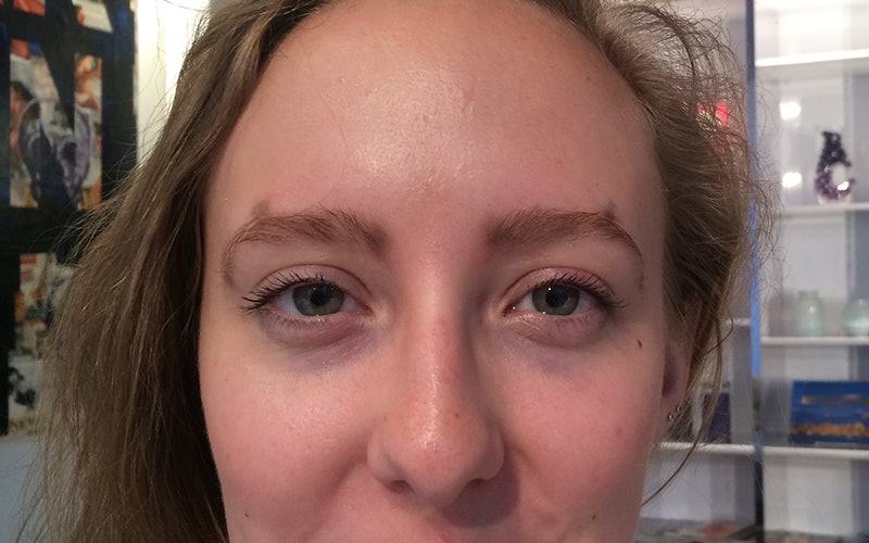 My Eyebrow Tinting Before And After Photos Plus 7 Pro Tips For