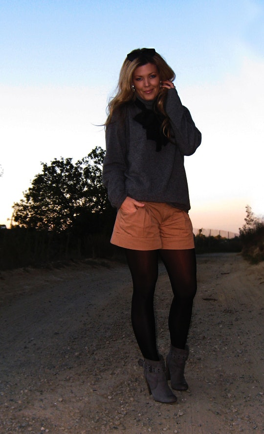 Kristin jackson pantyhose