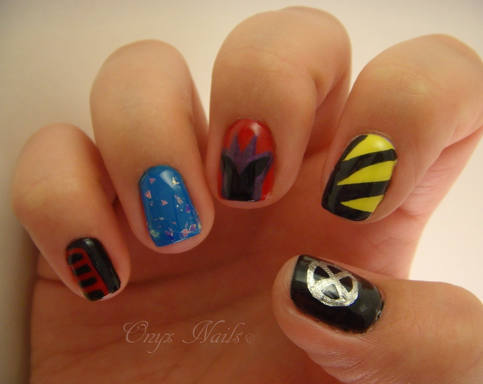 5 Movie Themed Nail Art Ideas From \'TFIOS\' To \'TMNT\' To Let Everyone ...