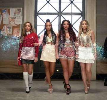 Little Mix's 'Black Magic' Video Is Full '90s Looks, From