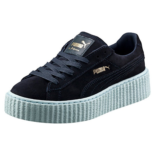 size 40 a6cc3 6fc1d Can You Buy Rihanna x Puma Creepers on Amazon? The Search Is On