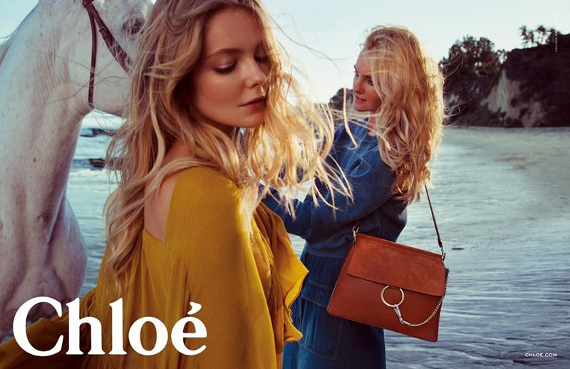 b3fc1dfa7615 Chloe s Spring Summer 2015 Ads Are Proof That Boho Chic Still Reigns Supreme