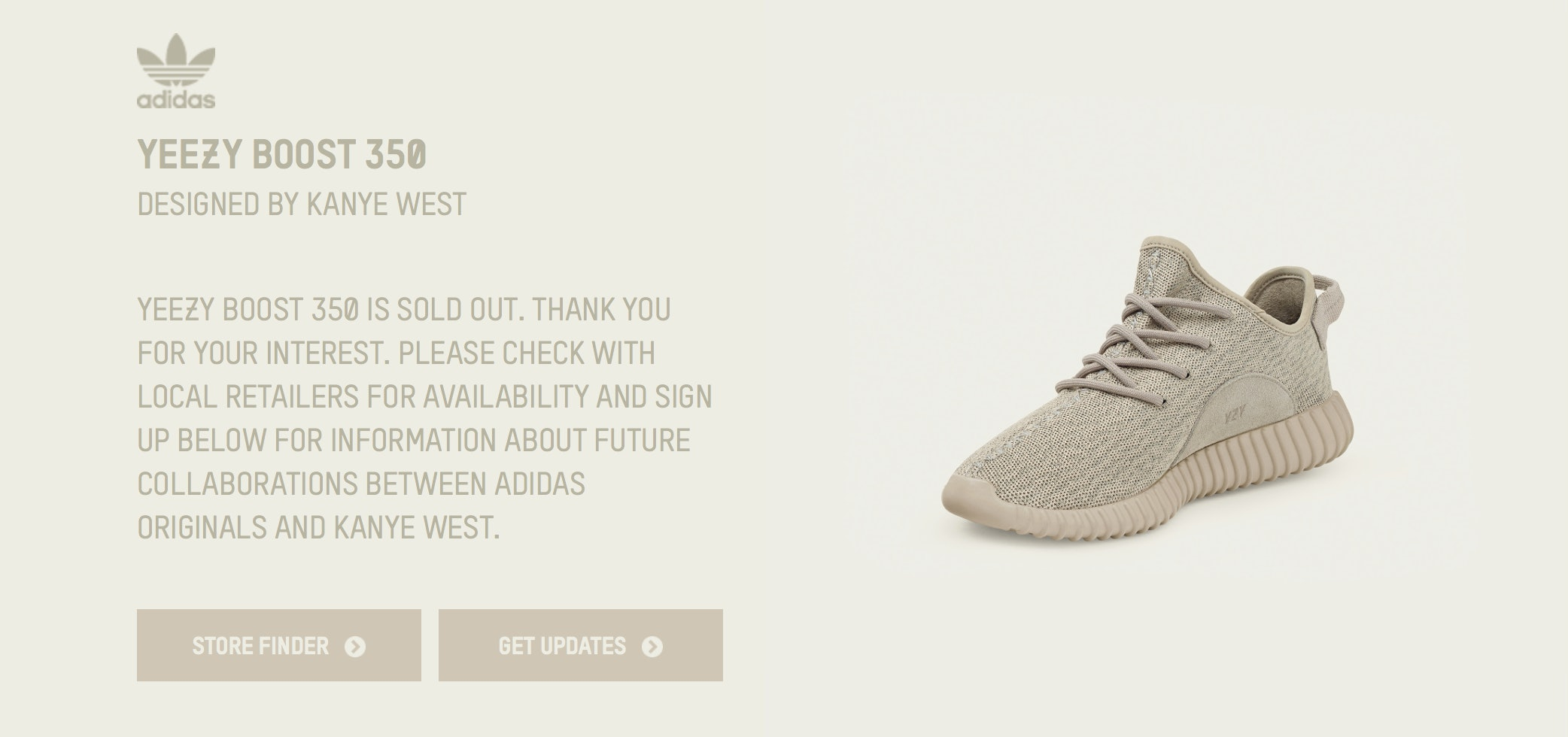 a2e566adaad Will The Yeezy Boost 350s Be Restocked  There s A Reason To Have Hope