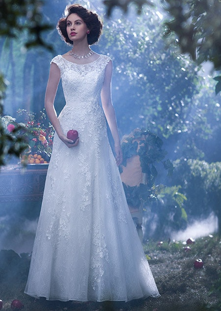 Disney Princess Wedding Gowns Exist & This is What Their Requisite ...