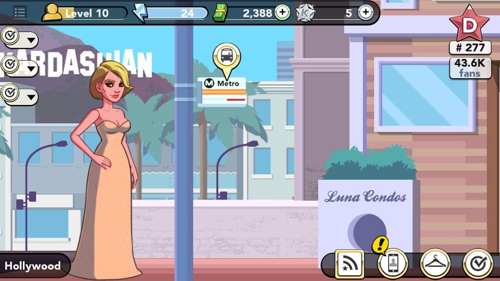 Gates tower kim kardashian game dating