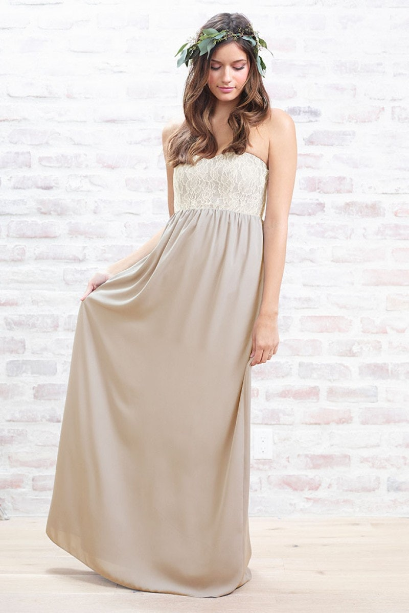 f656d06830a Lauren Conrad s New Line of Bridesmaid Dresses Are Stunning  Here s 5  Places To Wear The Dresses To Besides A Wedding