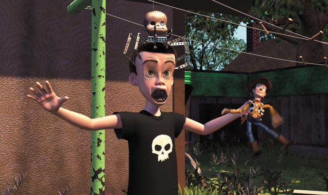 14 Pixar Disney References In Inside Out From Sid S Toy Story