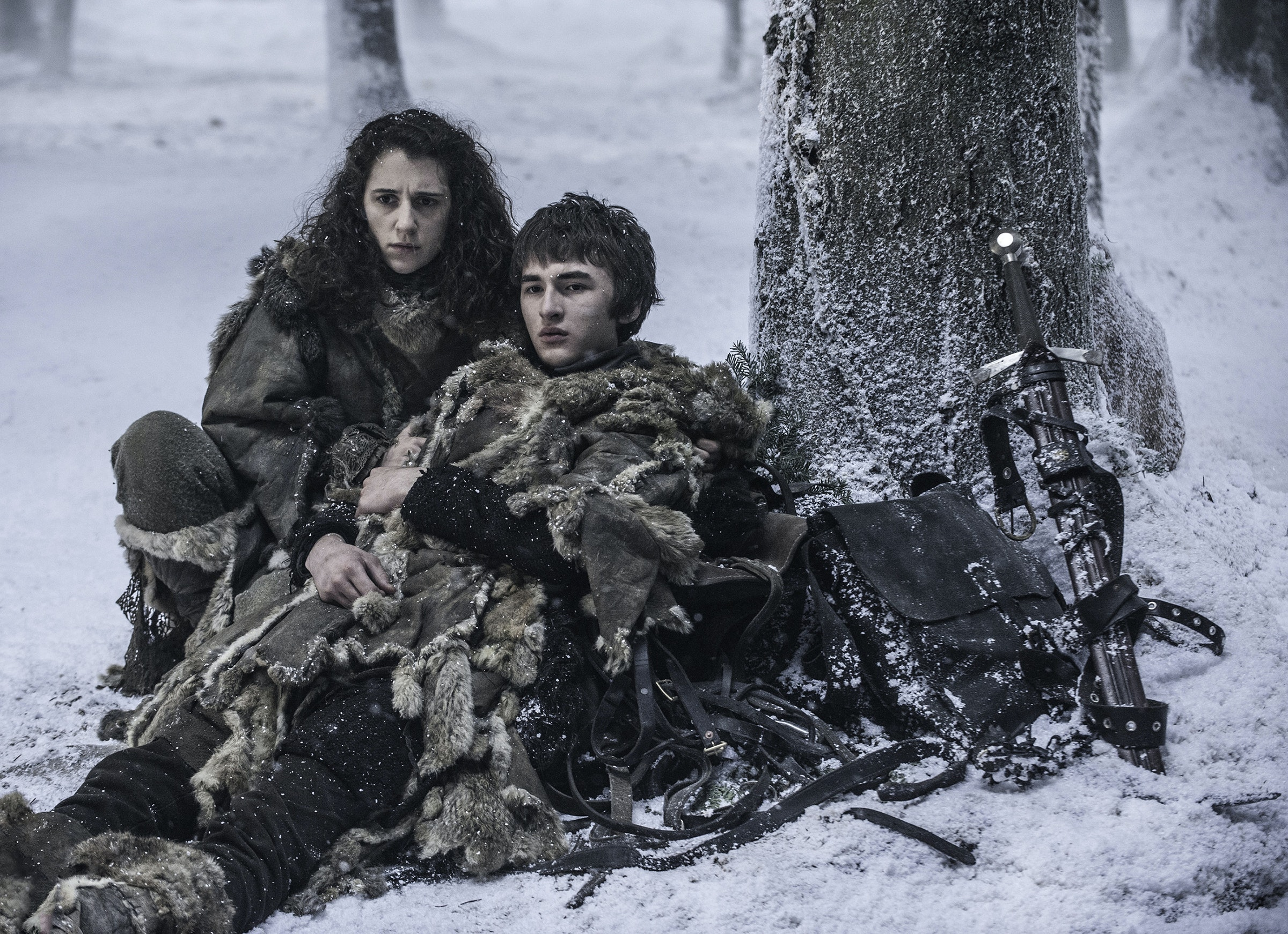 Clues In Bran's Mad King Vision On 'Game Of Thrones' Hint At