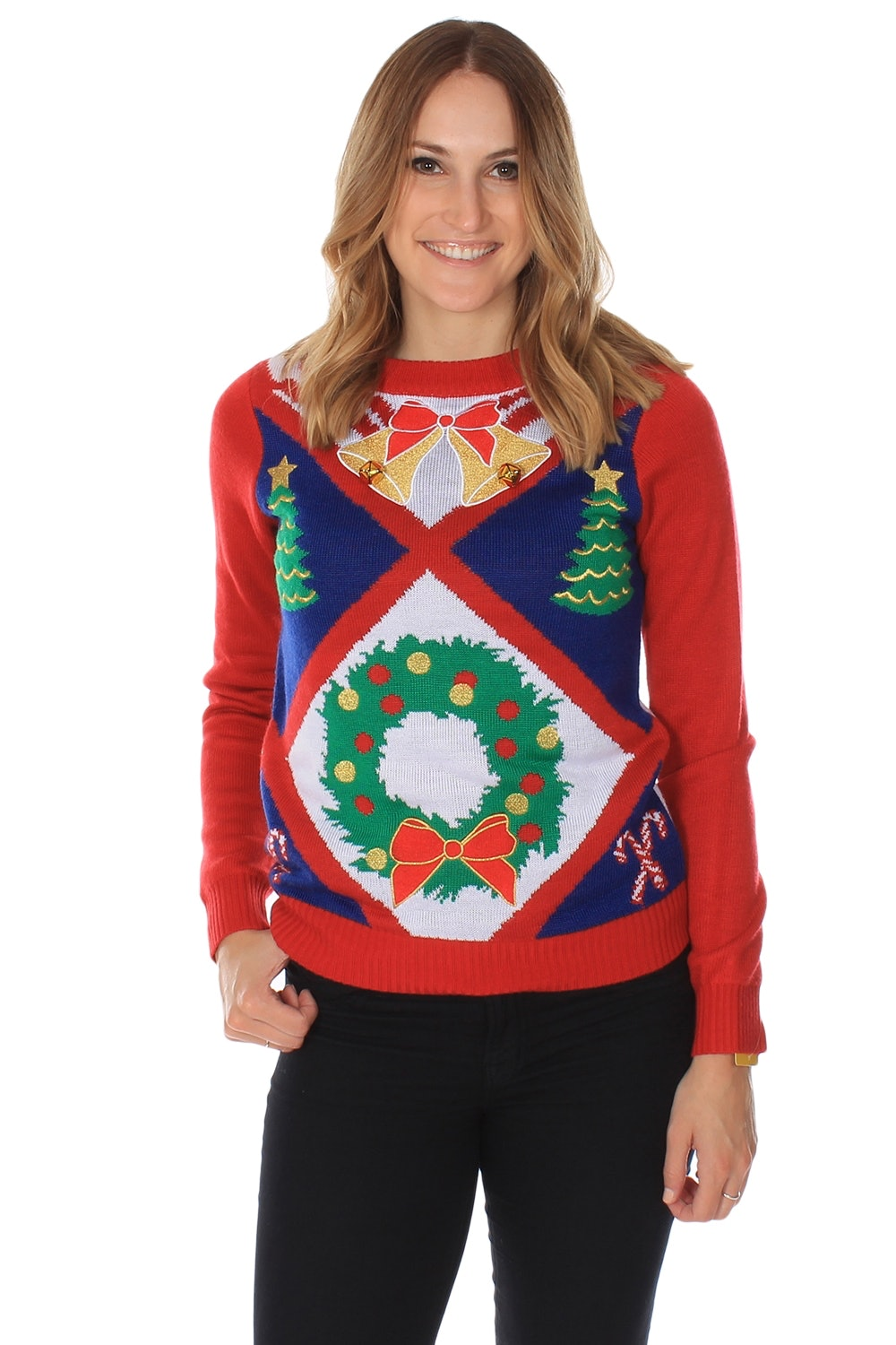 93ce59814adf7 'Shark Tank's Tipsy Elves Ugly Christmas Sweaters Get an Update & They  Must've Been Busy with All of These New Designs