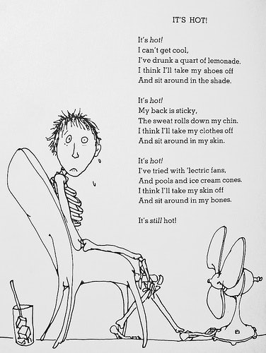 11 of Shel Silverstein's Most Weird and Wonderful Poems