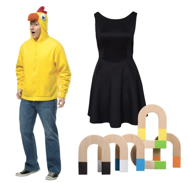 29a9583e4a95 20 Clever Pun Halloween Costumes For Couples Who Are Looking For Laughs
