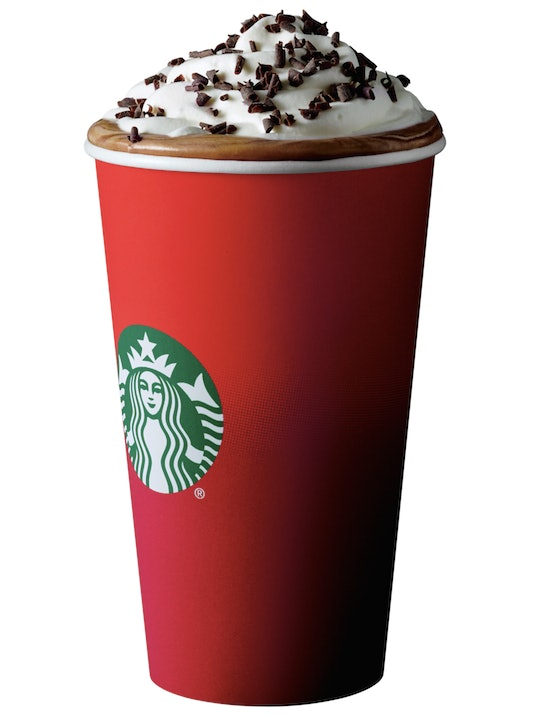 When Is The Starbucks Peppermint Mocha Available Red Cup