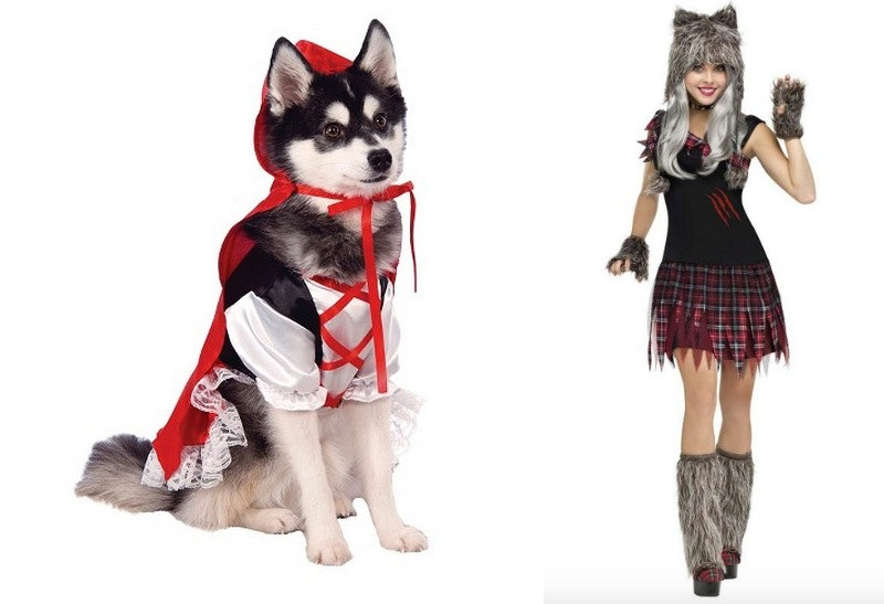 10 halloween costumes for pets owners that will ensure you win the couples contest