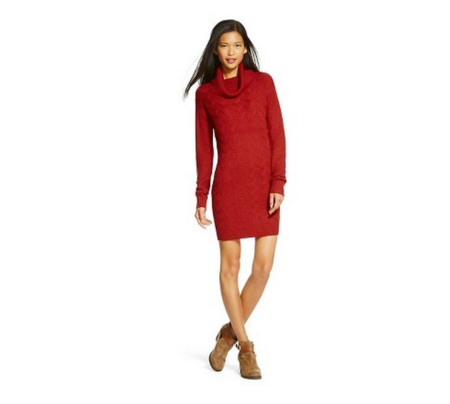 a1b4b51eef1 10 Sweater Dresses That Will Keep You Warm When You Just Can t With Pants