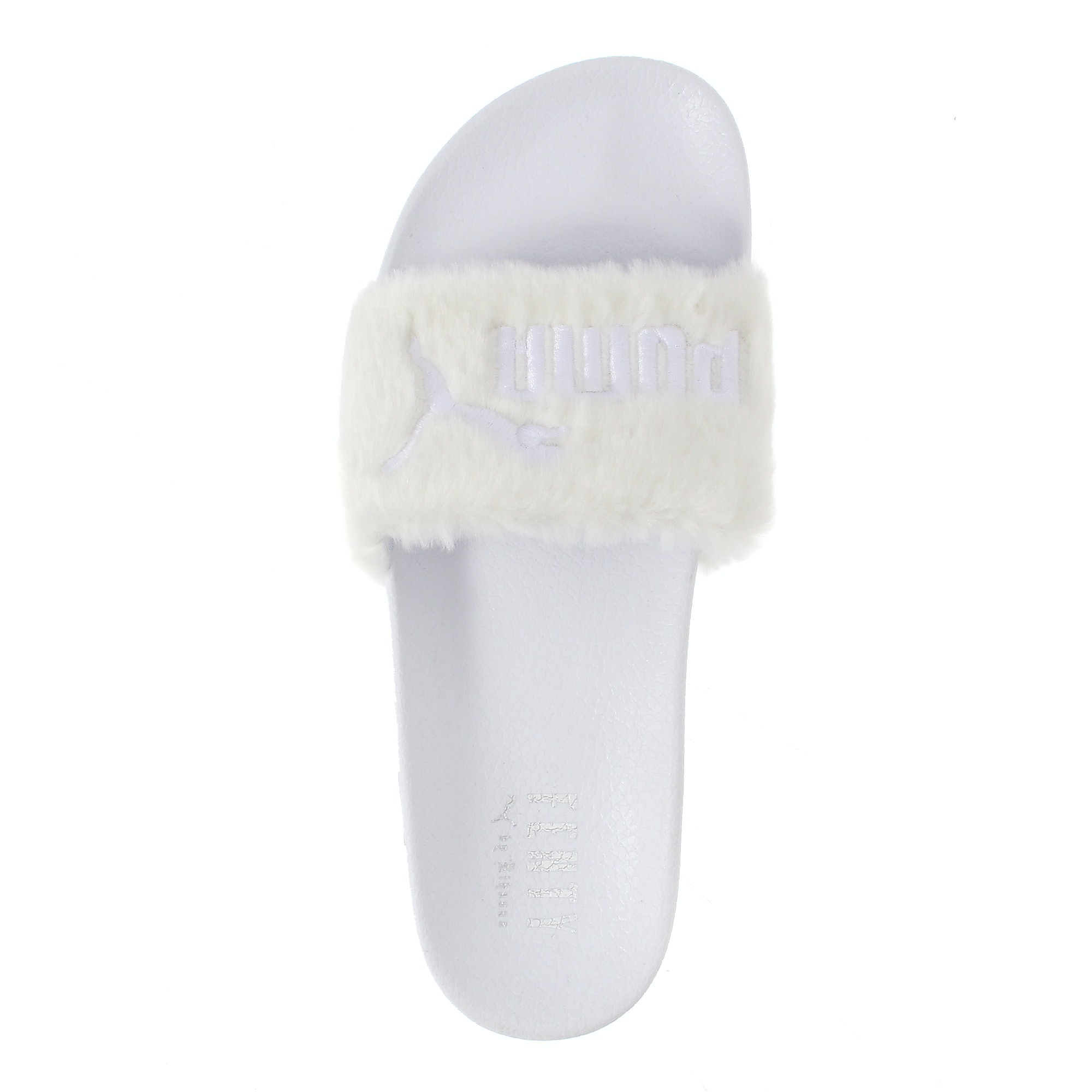 premium selection b883c 3dae8 Rihanna's Fur Slides Crashed Puma's Website, Cue The Fandom ...