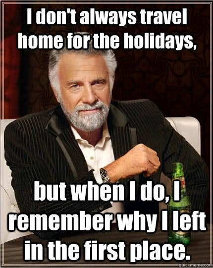 Holiday Family Memes For 2016 That Are So Relatable It Almost Hurts