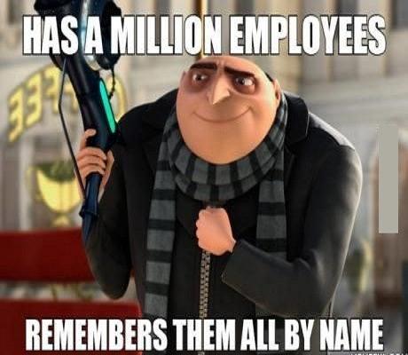 national boss day meme
