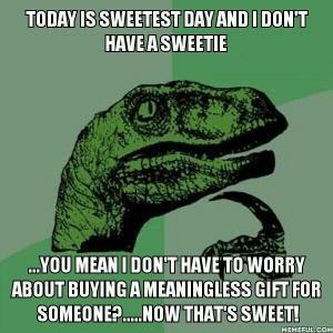 Happy Sweetest Day Meme