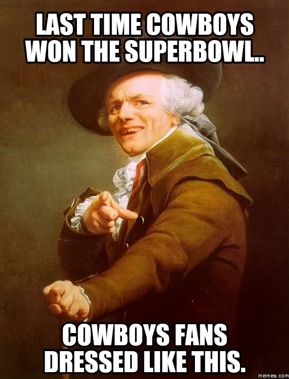 6bc52c10 ac54 0133 39b1 06e18a8a4ae5 11 funny super bowl memes from throughout the game's history