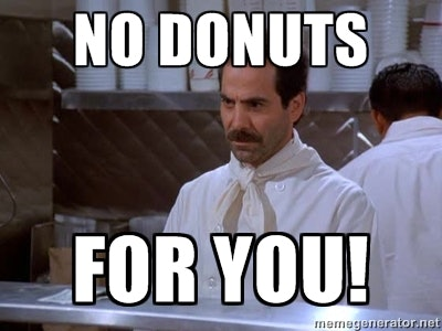 7ccdb1f0 09ab 0134 24a5 0e1b1c96d76b 12 national doughnut day memes to share while you munch on some