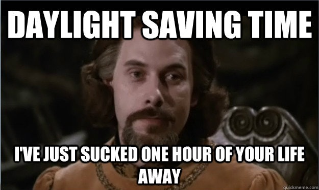 9c55d9f0 c588 0133 7324 0e8f20e97865 15 daylight saving time memes that capture how most of us feel
