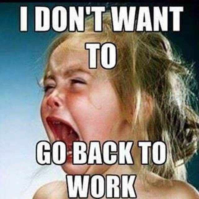 12 Labor Day Memes To Share On Facebook That Will Help You Take Work