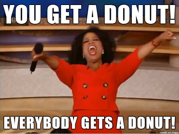 af5756f0 83fa 0134 ce15 0aec1efe63a9 13 memes about doughnuts for national doughnut day that will leave