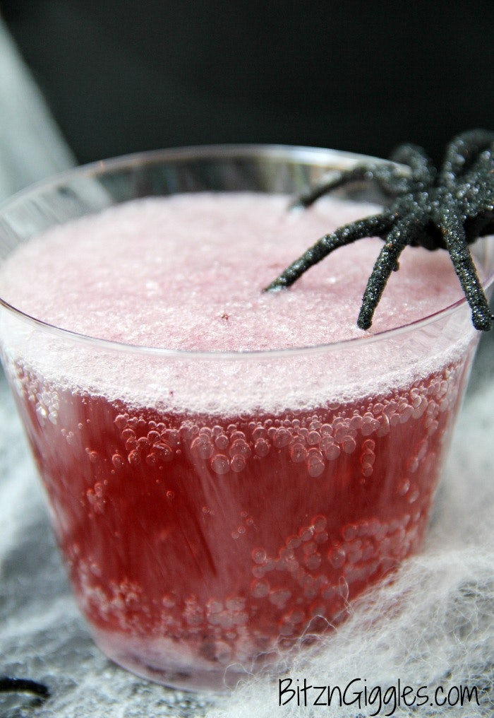 16 non alcoholic halloween drinks that are still festive because even dry parties should have punch