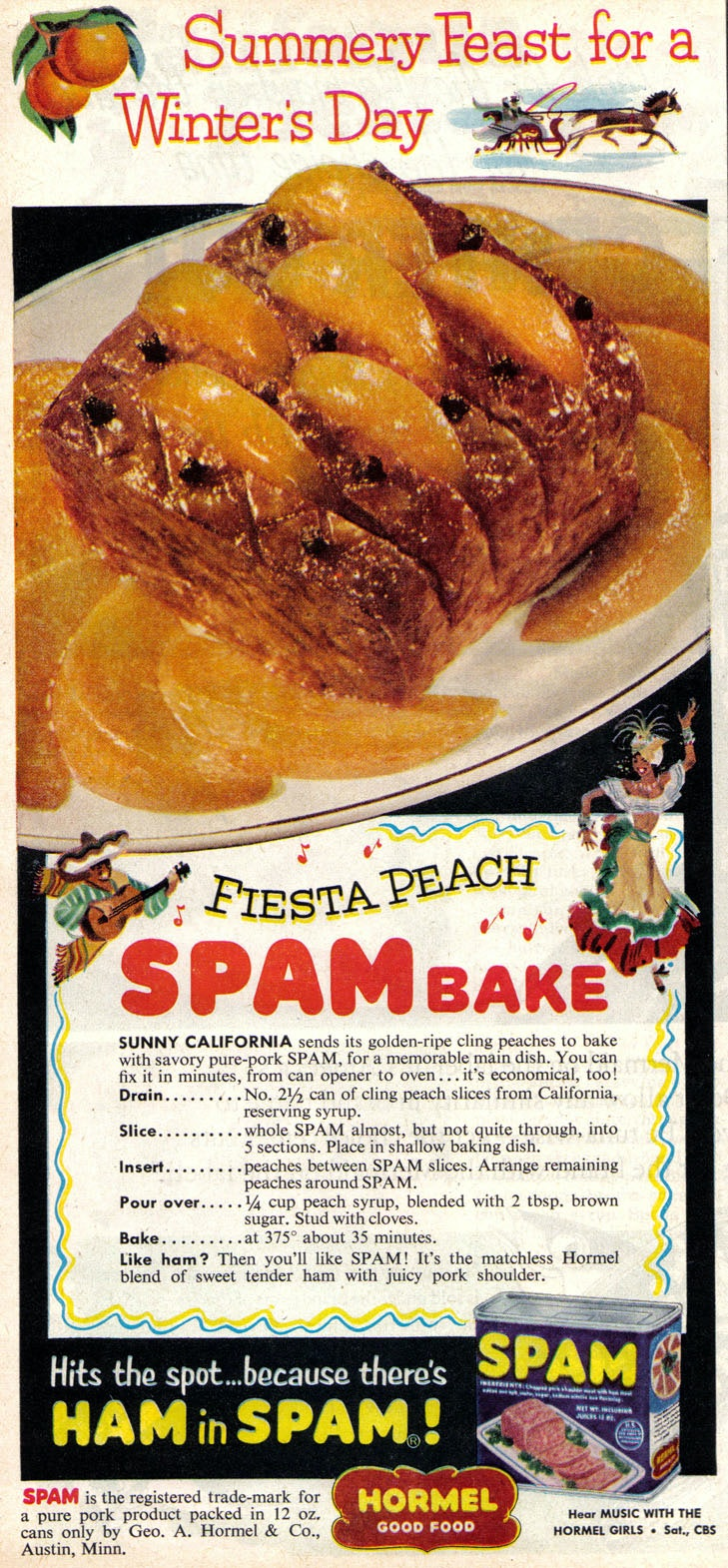 9 Vintage Recipes That Are So Weird, You Won't Believe They