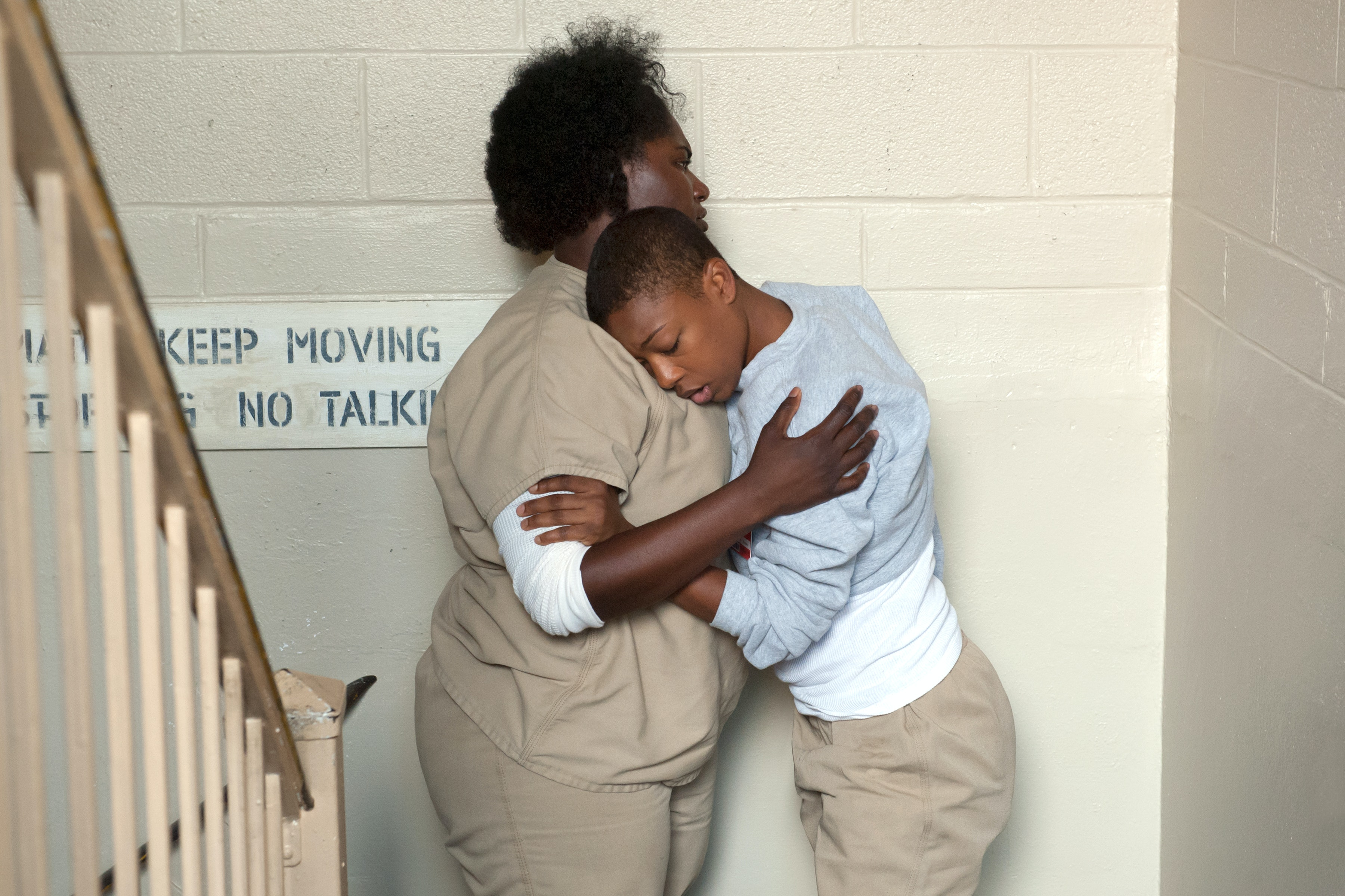 poussey won't return to 'orange is the new black,' but samira wiley