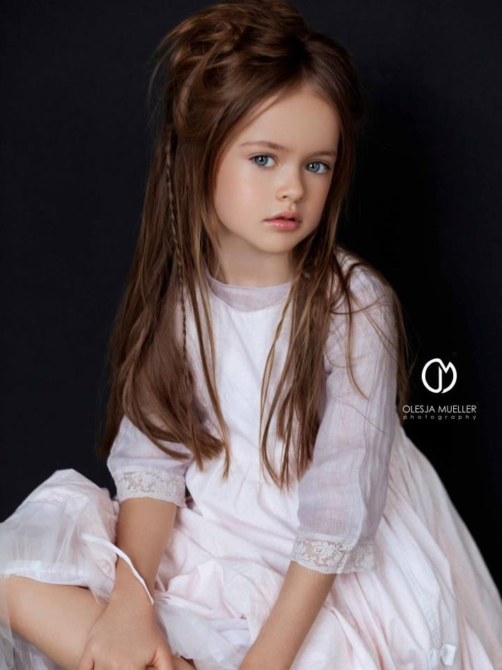Kristina Pimenova Is Named The Most Beautiful Girl In The World