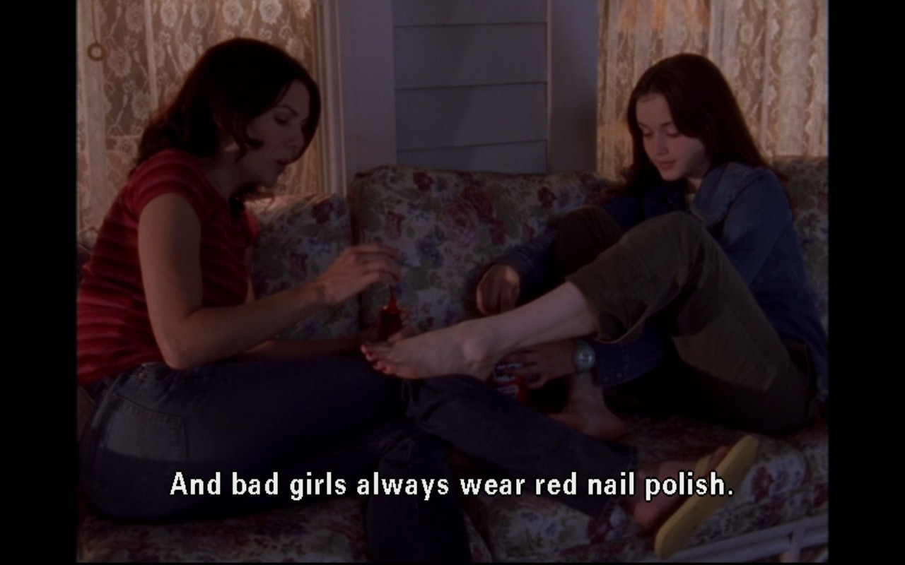 Where To Buy Gilmore Girls Traditions Part 2 Nail Polish So You ...