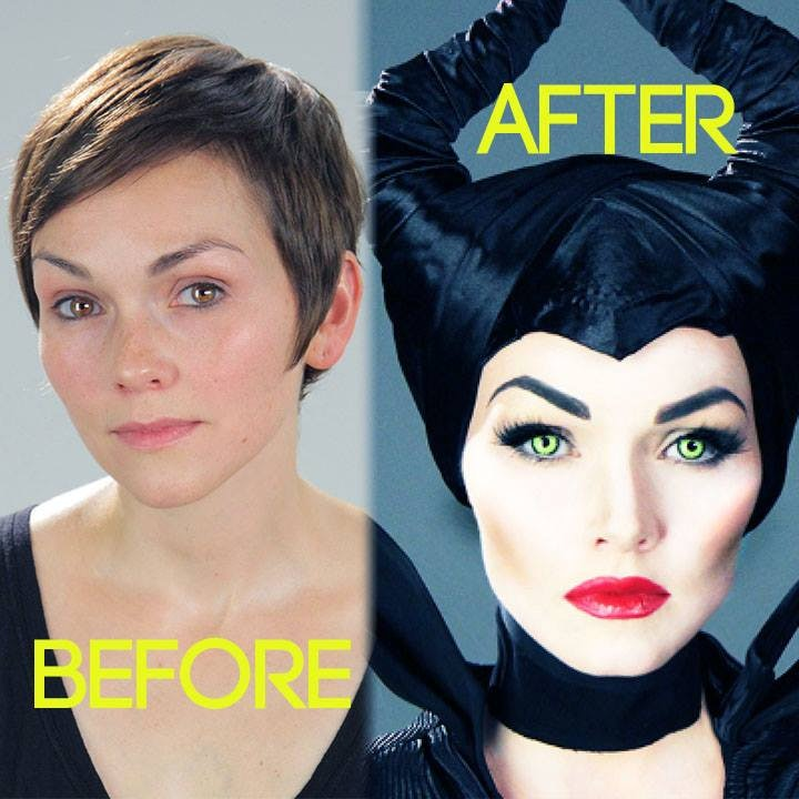 Makeup Artist Kandee Johnson S Crazy Character Transformations Prove