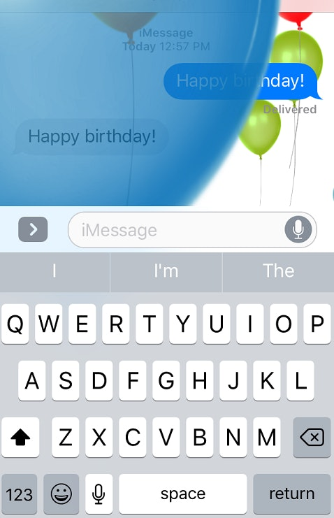 7 iMessage Tricks In iOS 10 To Make Your Texts Way More Interesting