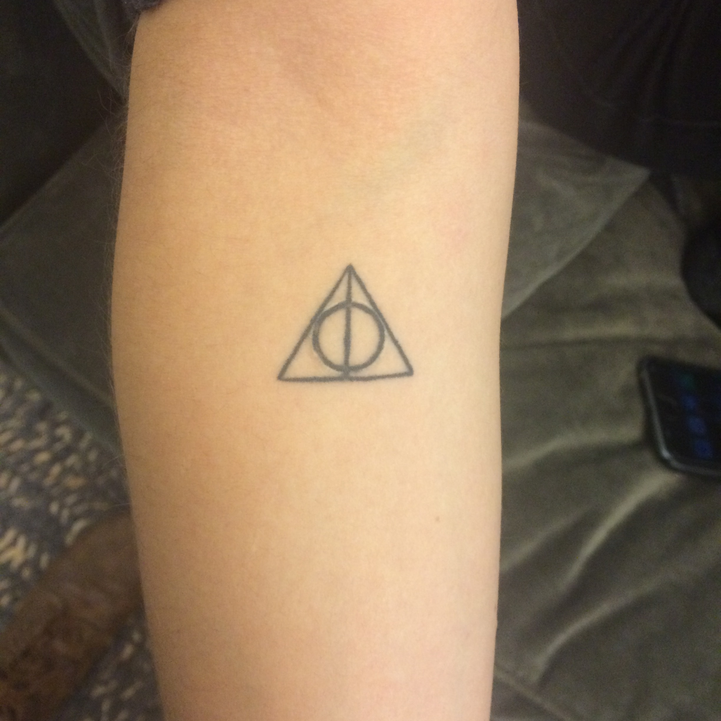11 Classy Harry Potter Tattoos To Get With Your Bff So The Muggles