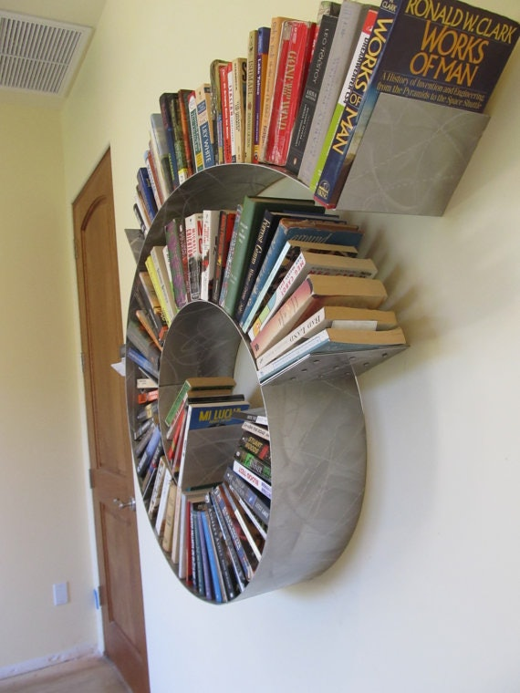 17 stunning bookshelves we need to have in our homes immediately - Weird Bookshelves