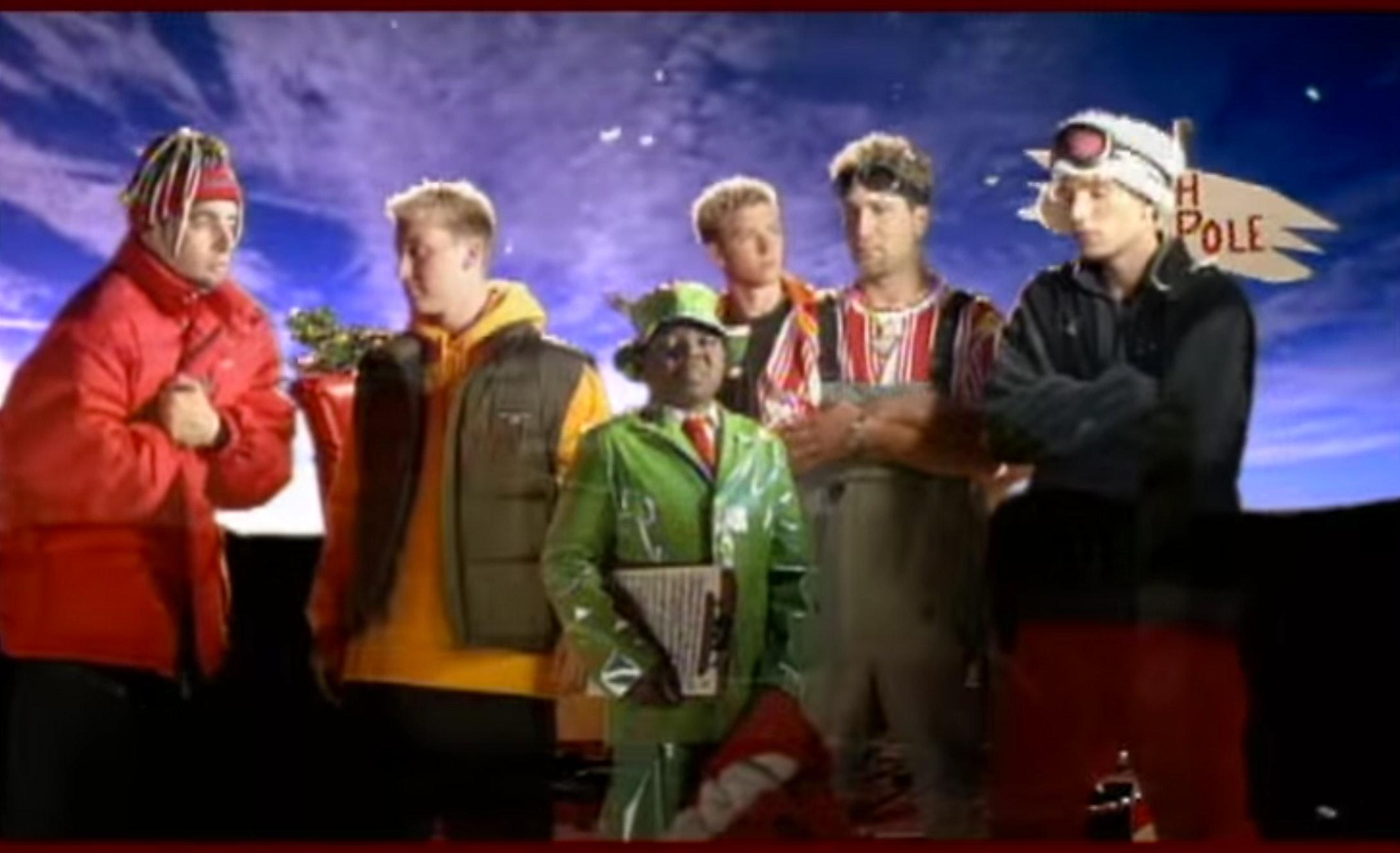 Nsync Merry Christmas.24 Nsync Merry Christmas Happy Holidays Video Questions