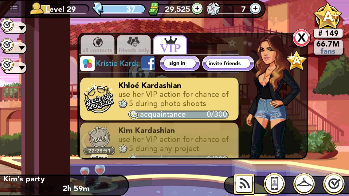 kim kardashian app dating guide