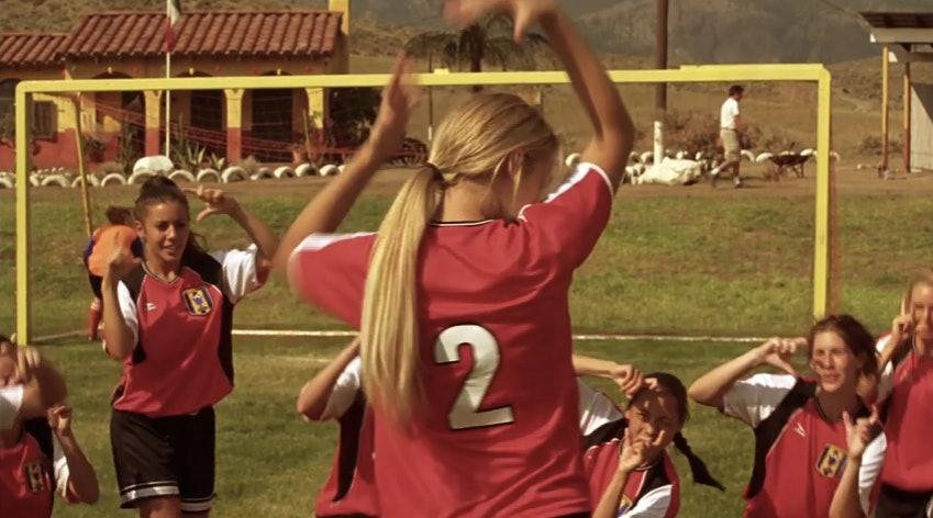 Bridget Sisterhood Of The Traveling Pants Soccer