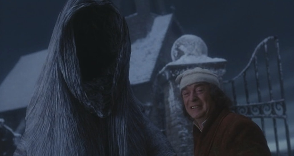 Ghost Of Christmas Future Muppets.24 Wonderfully Weird Things In The Muppets Christmas Carol