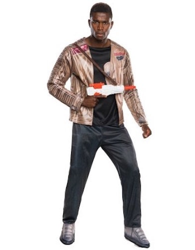 Easy u0027Star Warsu0027 Couples Halloween Costumes For The Lazy Jedi Lovebirds Out There  sc 1 st  Bustle & Easy u0027Star Warsu0027 Couples Halloween Costumes For The Lazy Jedi ...