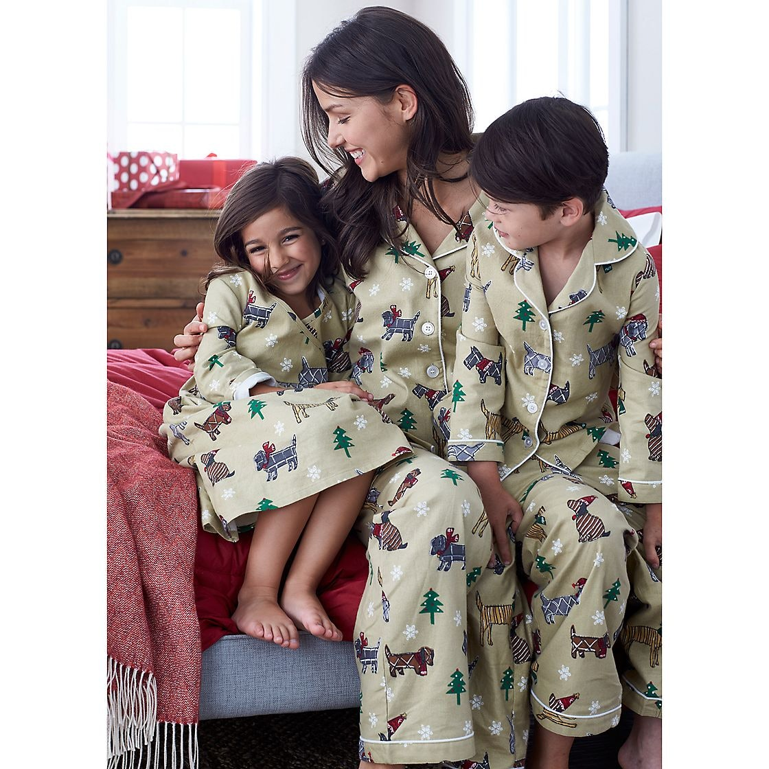 7be9e270a3 11 Matching Dog   Owner Pajamas That Are Adorable From Head To Paw — PHOTOS