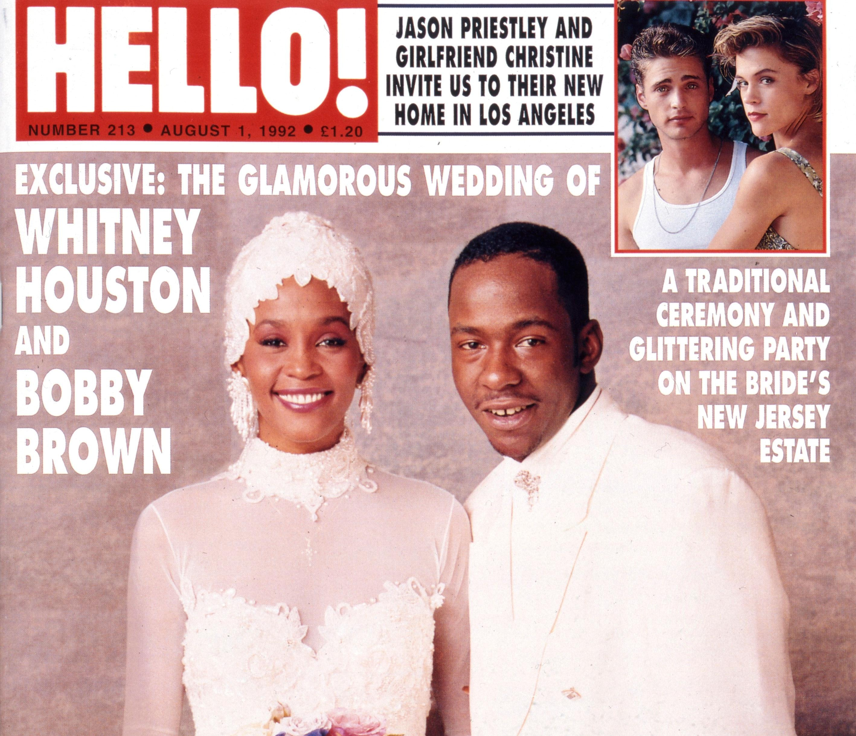 Whitney Houston \u0026 Bobby Brown\u0027s Wedding Was An Extravagant Affair, Can  Lifetime\u0027s \u0027Whitney\u0027 Pull It Off?