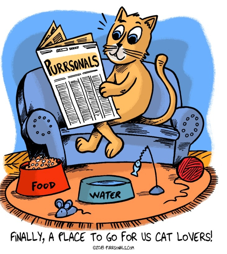 dating site Cat Lovers