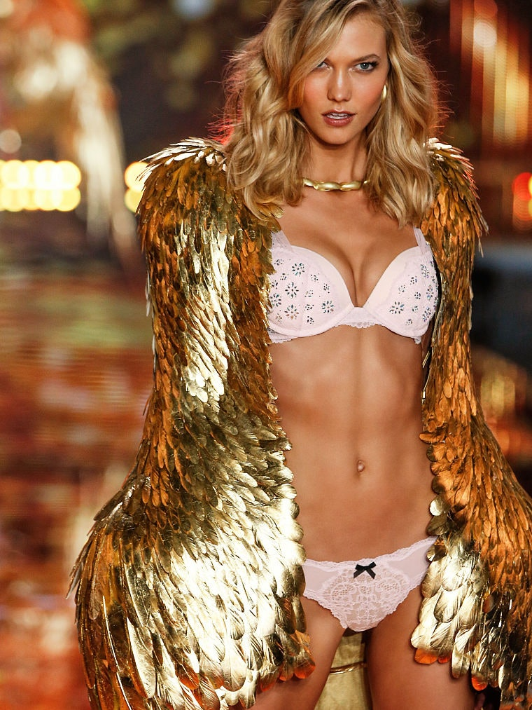 dcf0ea2d35 The 2014 Victoria s Secret Fashion Show Gift Guide — Because We re All  Angels