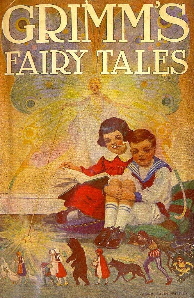 5 Grimm's Fairytales to Read to Kids You Hate, Because This