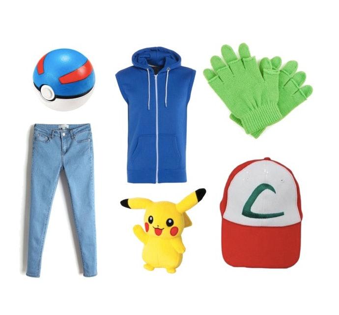 20 creative last minute halloween costume ideas you can pull 20 creative last minute halloween costume ideas you can pull straight from your closet solutioingenieria Images