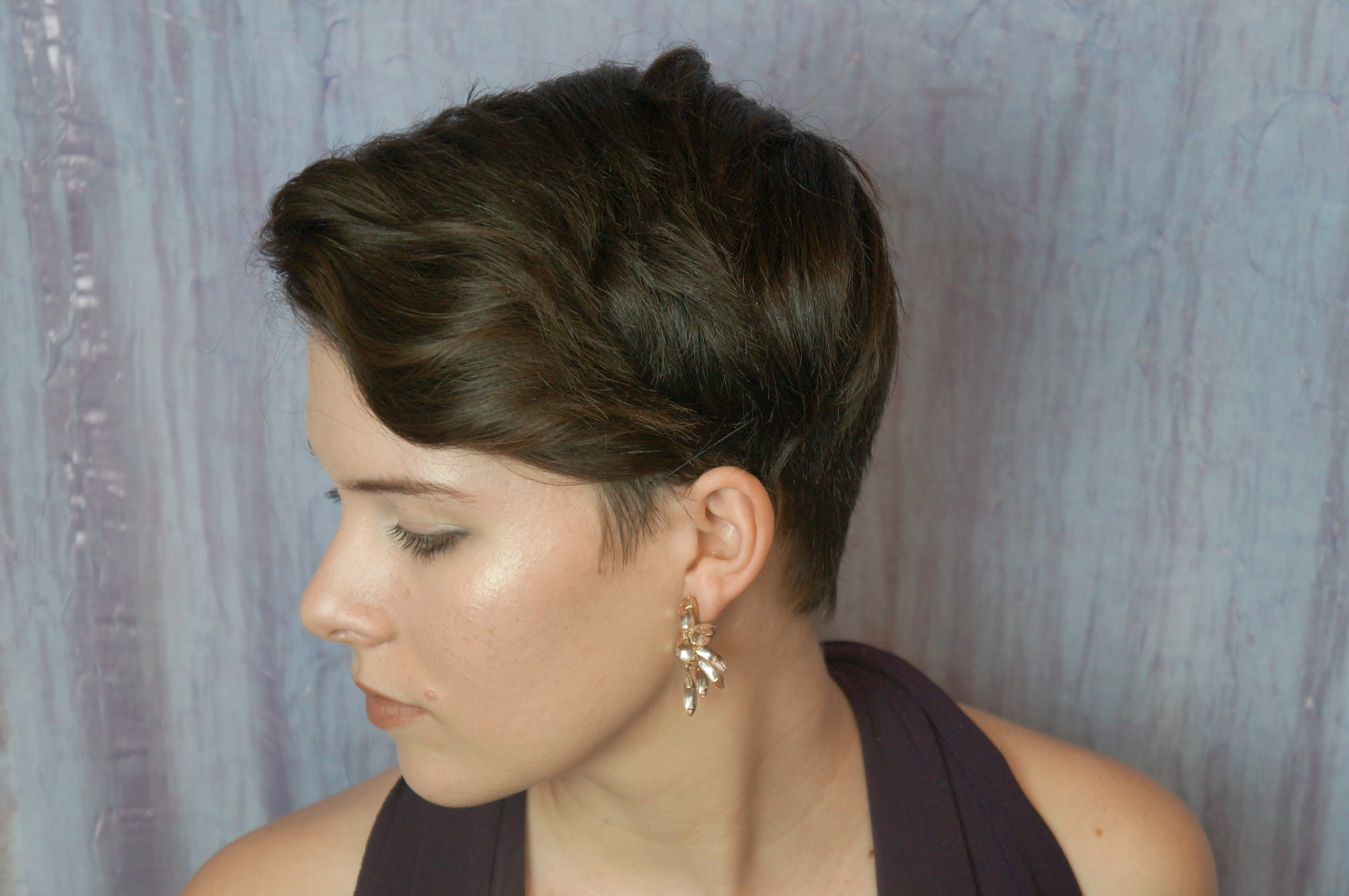 4 short hairstyles for prom that prove pixie cuts can be