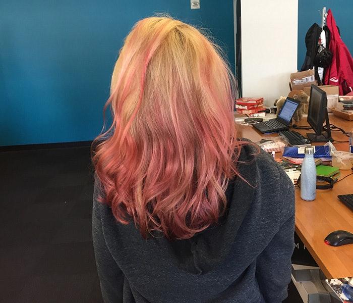 10 Foolproof Ways To Make Pink Hair Dye Last Longer Photos